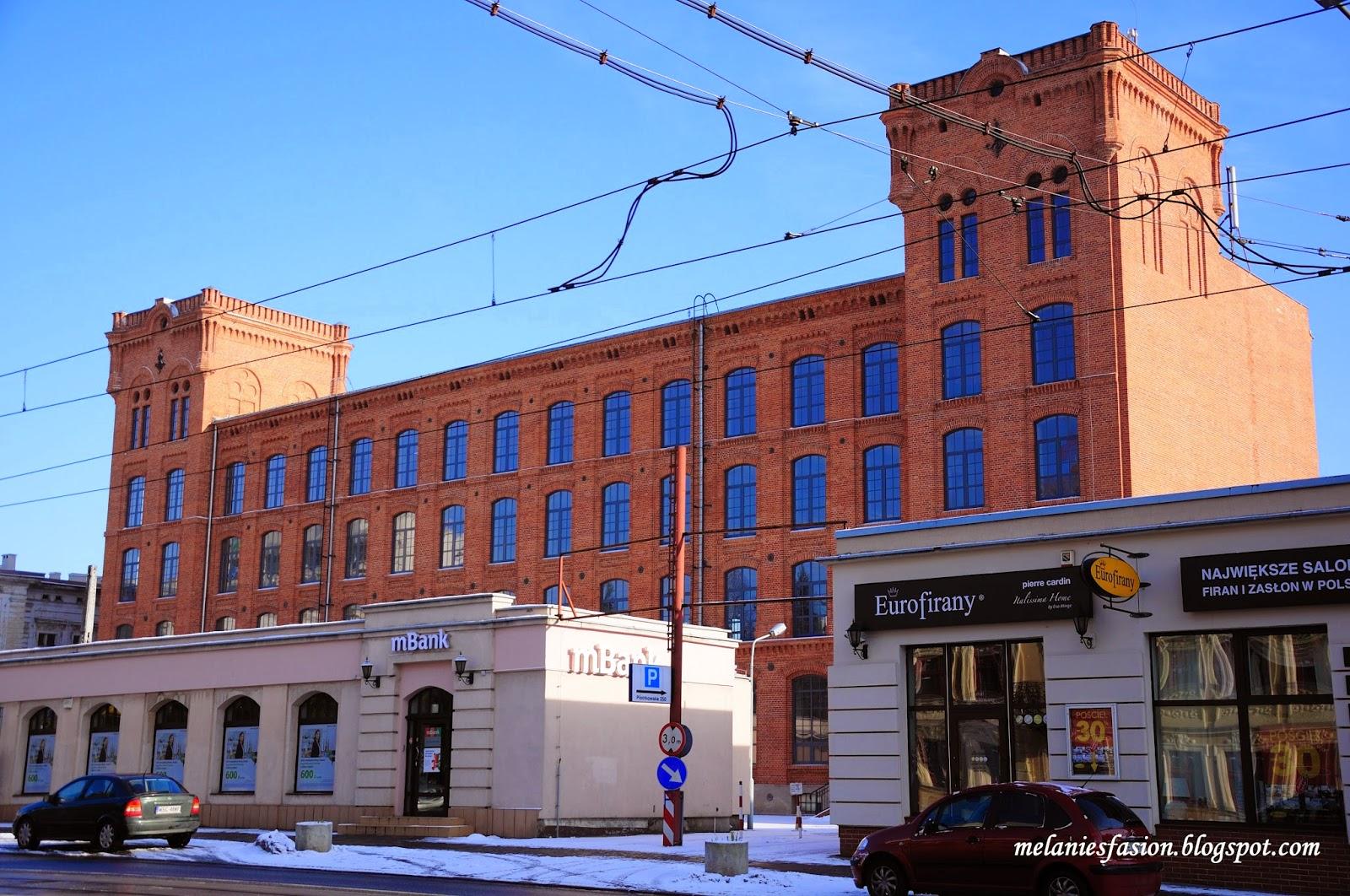Łódź fabryki