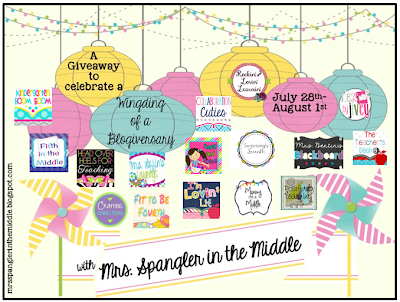 http://mrsspanglerinthemiddle.blogspot.com/2014/07/wingding-of-blogiversary.html