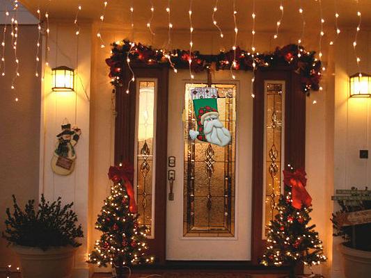 Foamyideas 8 ideas b sicas para decorar tu casa para navidad - Decorar la casa de navidad ...