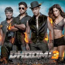 Dhoom 3 watch