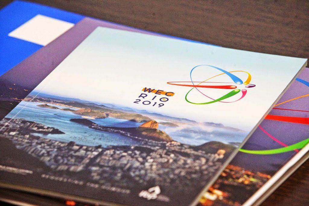 Rio é candidato à sede do Congresso Mundial de Energia de 2019