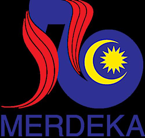 Vektor logo Malaysia 56 Tahun