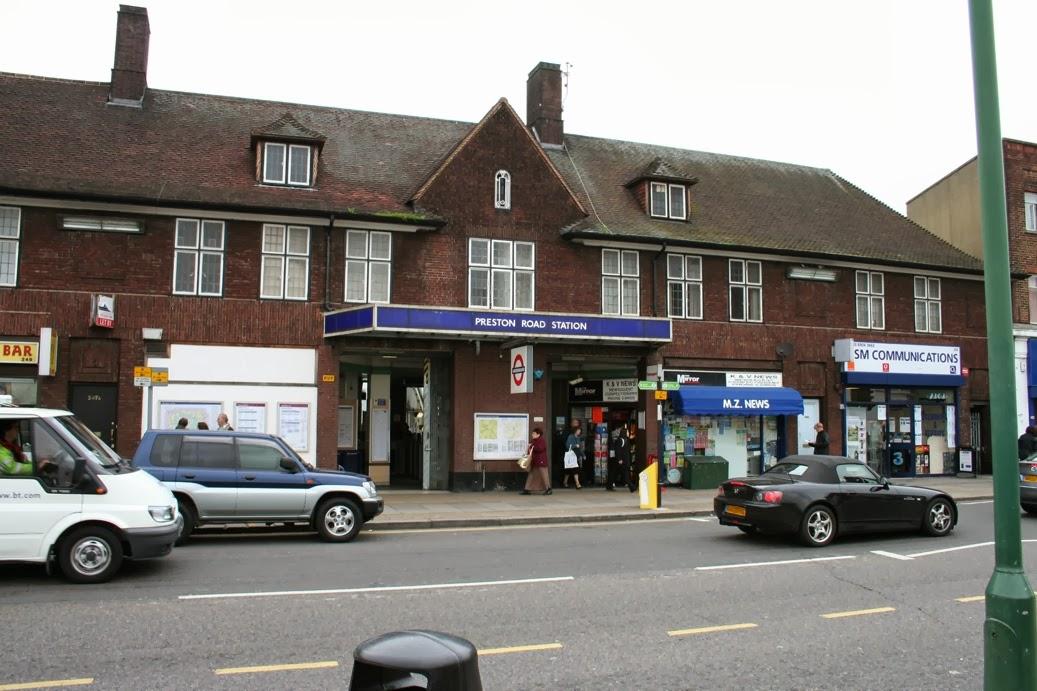 Watford Tube Station Car Park