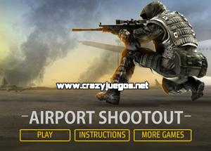 Jugar Airport Shootout