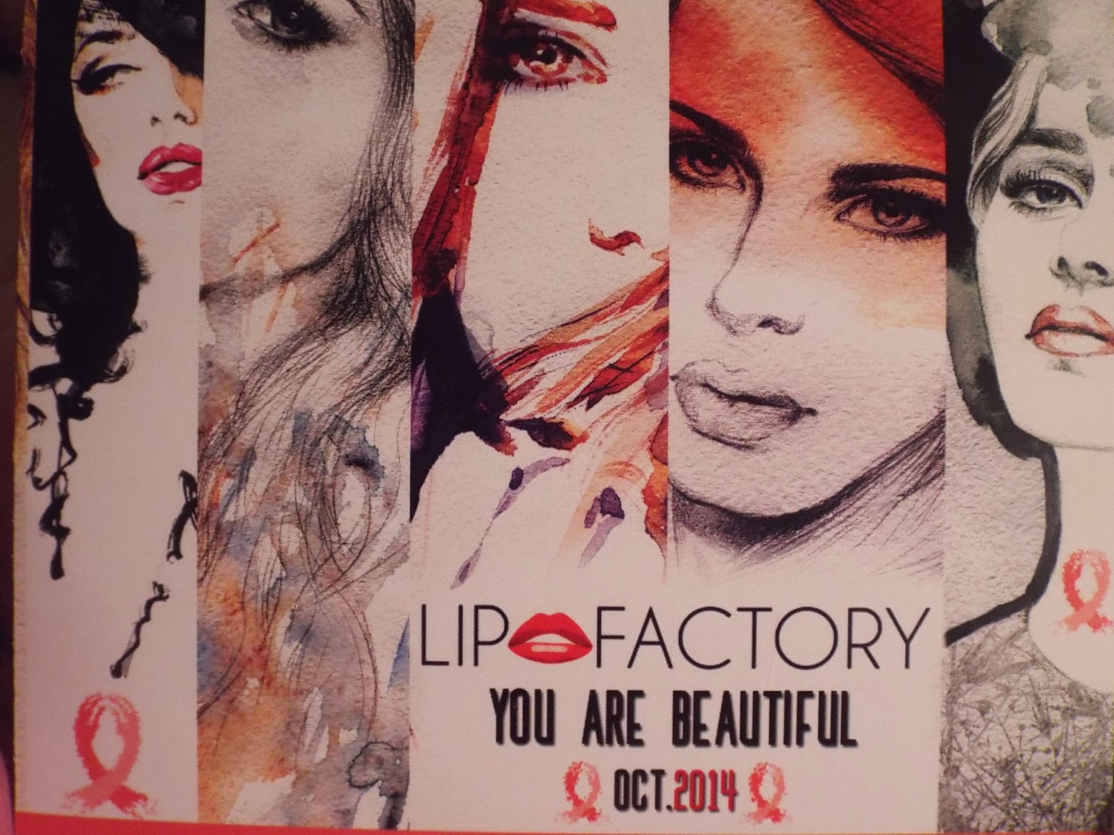 Lip Factory:  October Unboxing