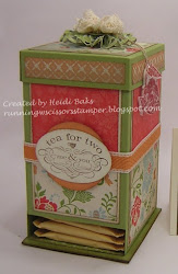 Tea Bag Dispenser Box Kit Now Available!