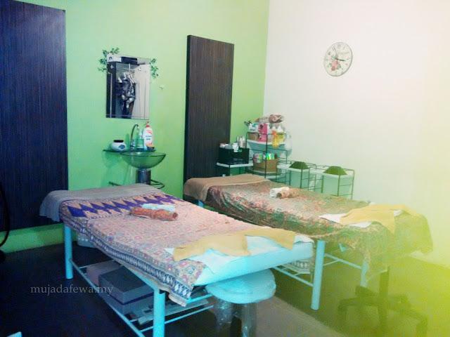 baiduri beauty & spa, spa kecantikan di kelantan, rawatan facial kelantan