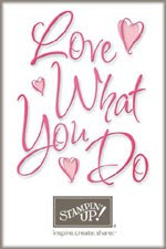 Stampin' Up! Statement from the Heart