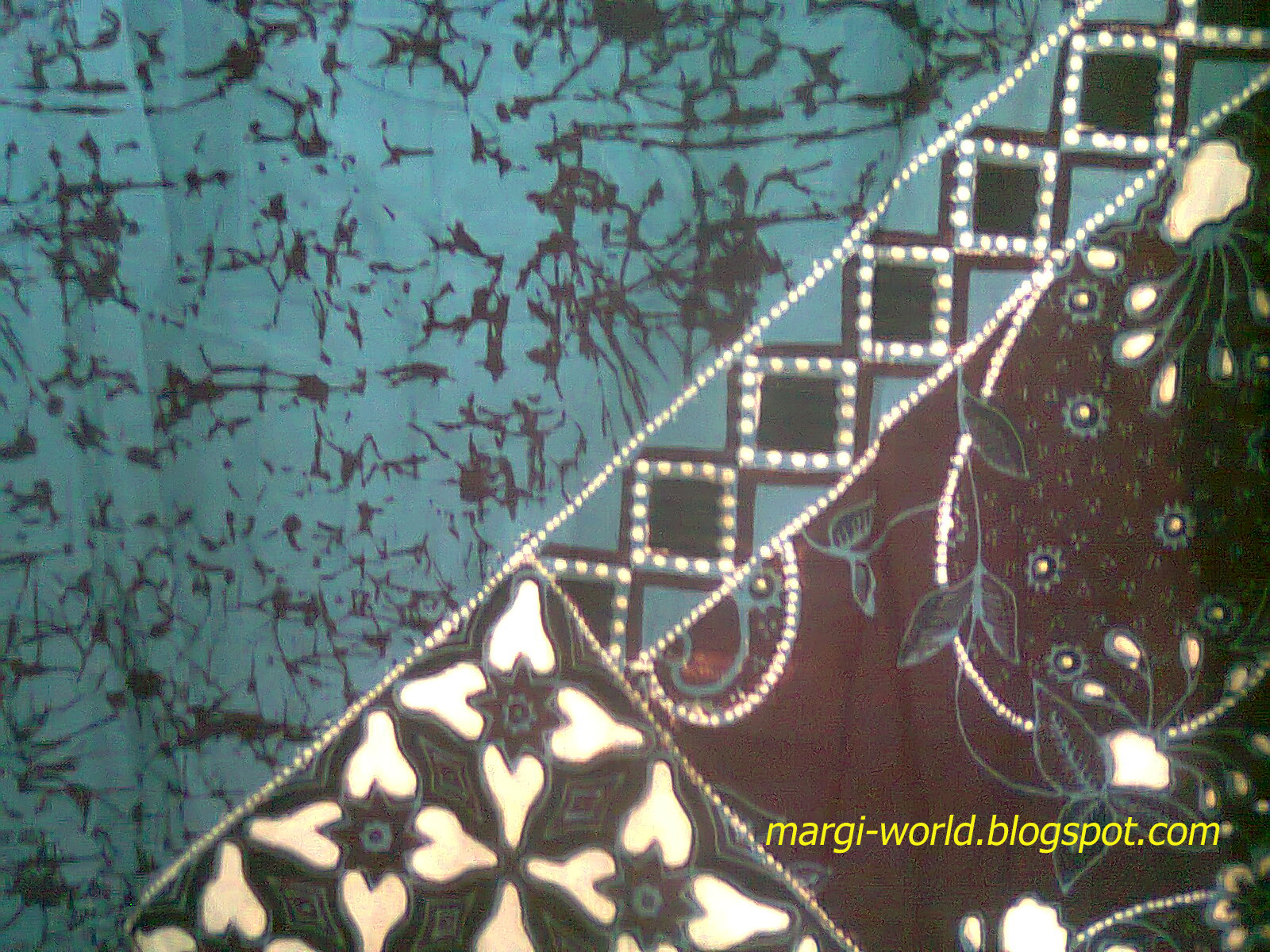 Contoh desain batik anak muda yang dapat dikombinasikan ...