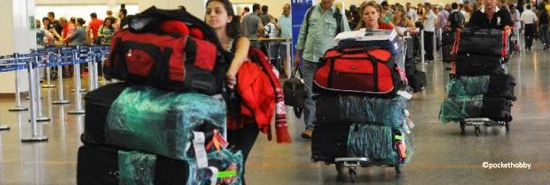 Pocket Hobby - www.pockethobby.com - #HobbyTrip - Compras no Exterior - Bagagens, Duty Free e muito mais!!!!