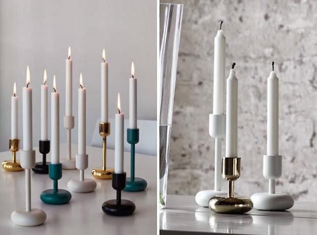 Nappula Candlestick Holders