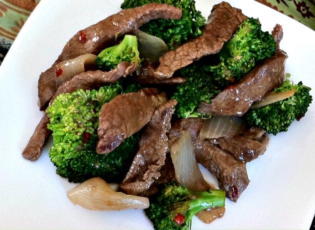 Broccoli Beef (Stir Fry)