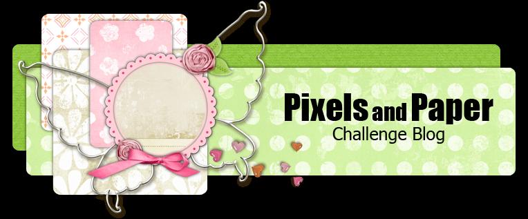 Pixels and Paper Challenge