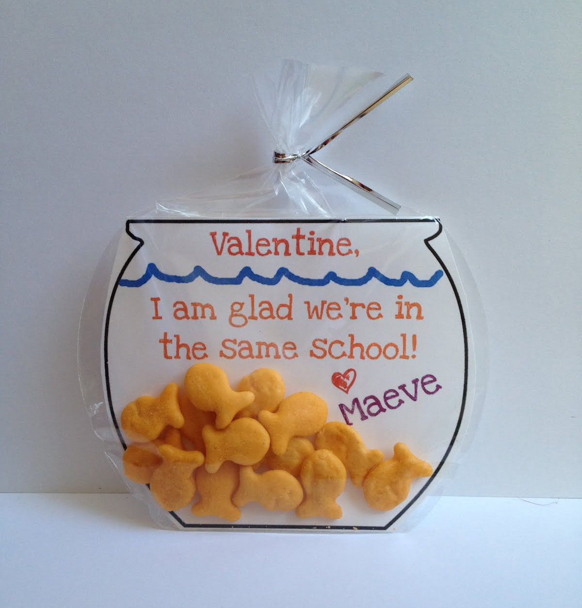 Cute fish school quotes quotesgram for Valentines day cute ideas