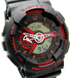 Как сделаны часы g-shock 424