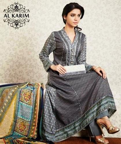 Al-Karim Viskose Printed Linen for Winter-14-2015