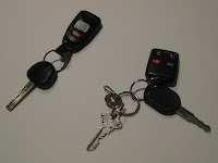 2 sets of car keys