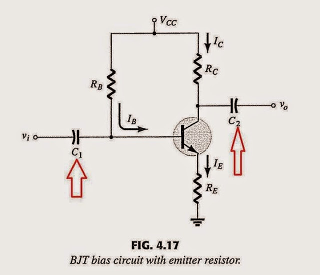 in this circuit what is the work function of c1  u0026 c2