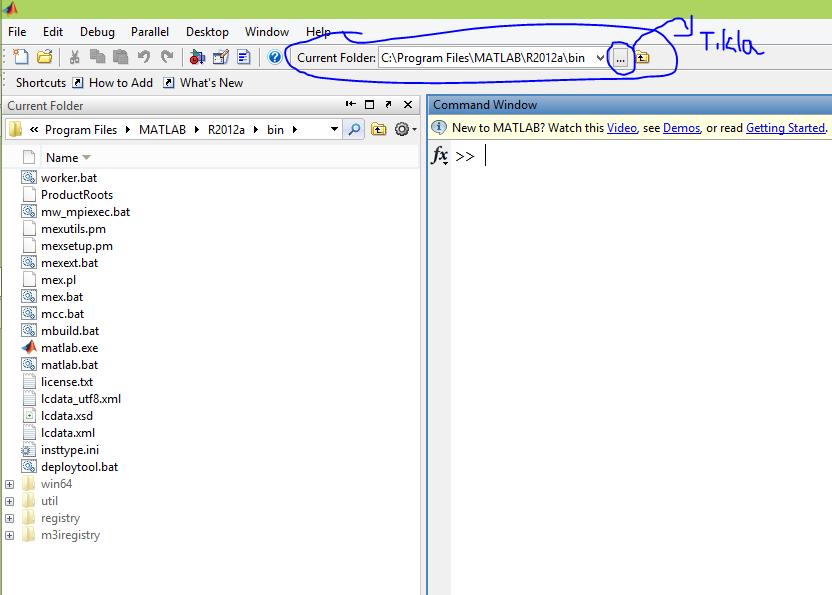 Using MATLAB M-File Functions