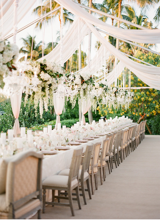 Also keep in mind, long tables require enough centerpieces to make sure  they do not look empty when compared to your round tables. - Sonal J. Shah Event Consultants, LLC: Long Table Decor