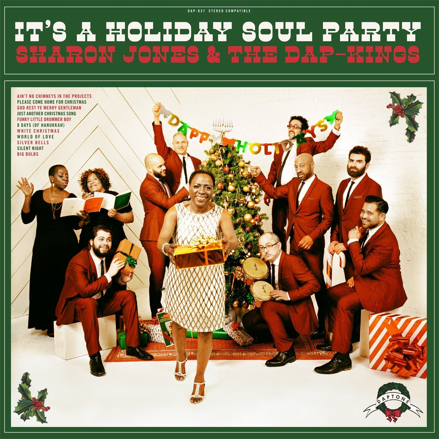 Pop Culture Safari!: New Music Friday: Sharon Jones Christmas; Van ...