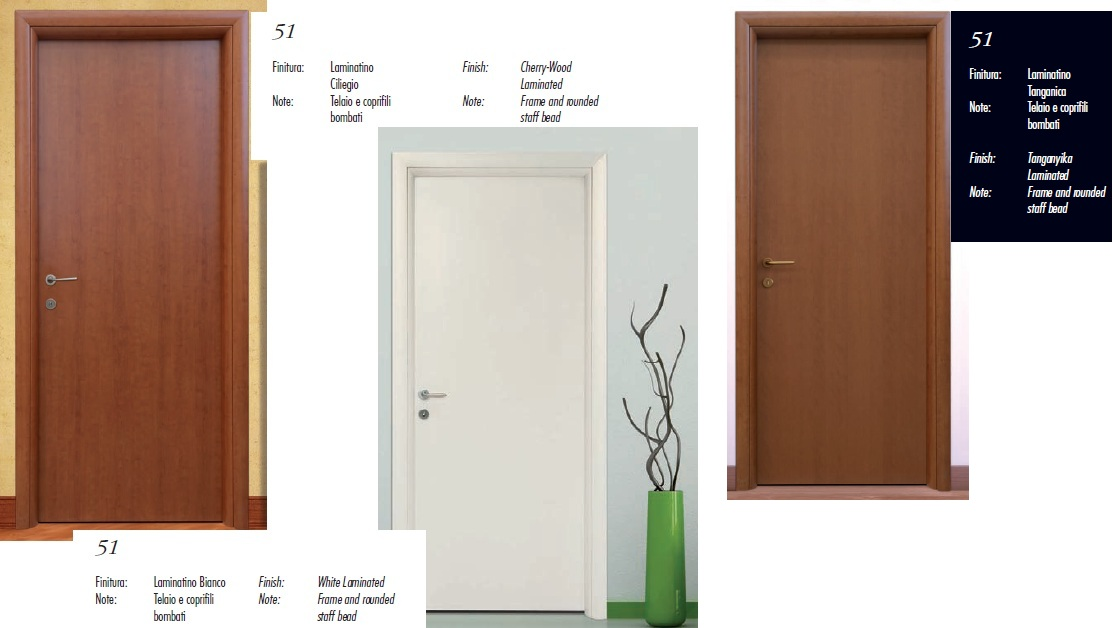 Made of wood puertas de interior modelos sindecor light - Modelo de puertas de aluminio ...
