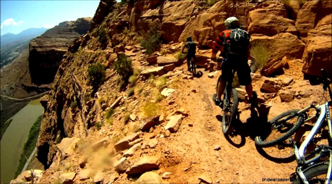 Portal Trail   Moab Utah   Mountain Biking   GoPro HD   YouTube