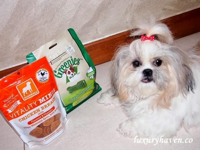 vitacost dogswell vitality greenies dental chews