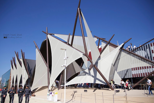 Exposition universelle Milano expo 2015 Pavillon Koweit