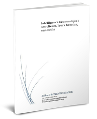Nouveau: livret Intelligence Economique pour entreprises - Cliquez sur l'image