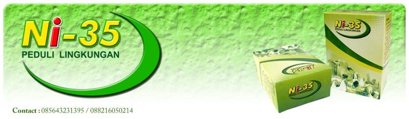 Ni-35 : Penghilang Bau Kotoran Hewan