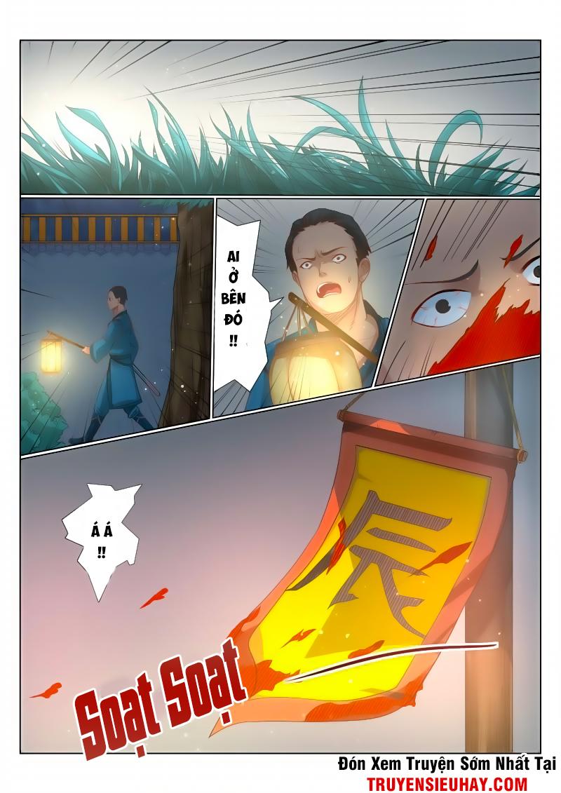 Linh Võ Đế Tôn - Chap 94