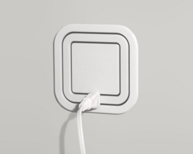 30 Insanely Clever Innovations That Need To Be Everywhere Already - 360 degree wall outlets.