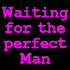 Waiting For The Perfect Man Image Chat Codes - Faces For Facebook Chat