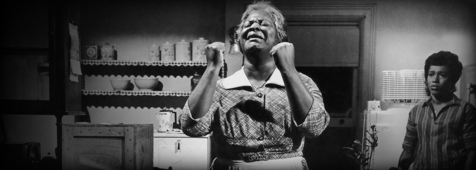 a raisin in the sun walter lee younger