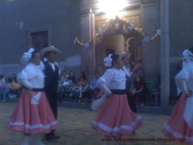 Danza Ofrenda Guadalupana