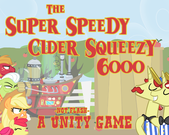 Super Speedy Cider Squeezy 6000 Base by SelenaEde on