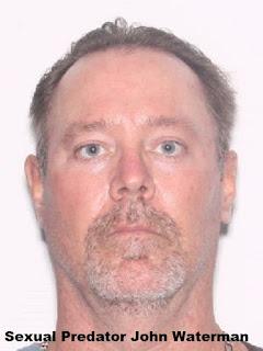 Sexual Predator John Waterman 5285 Brahma Ave Orlando, FL