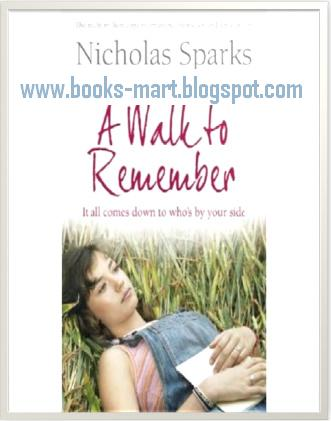 the book a walk to remember A walk to remember movie reviews & metacritic score: set in the lowlands of north carolina, this story follows the rite of passage of a jaded,  in the book, jamie.