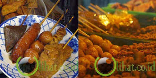 "Oden Kalau Di Indonesia mungkin ""Baceman"" itu lho yang dijual di warung angkringan."