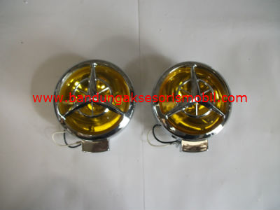 Lampu Rally Cr 818 Kuning