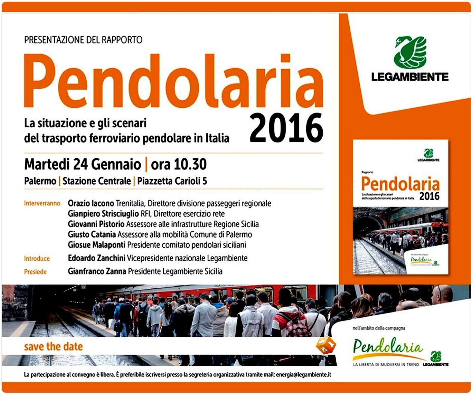 PENDOLARIA 2016