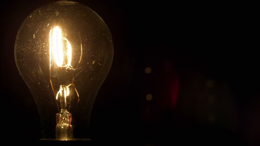 Soapbox...one pastor's stand on the truth.: The Light Bulb Effect ...:The Light Bulb Effect Mark 10:17-30,Lighting