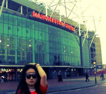 Man Utd Girl