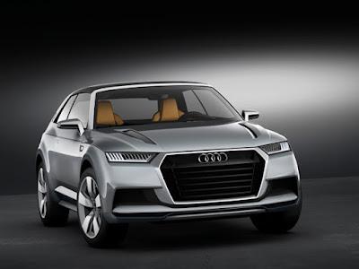 2016 Audi Q8 Concept Redesign Price