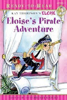 bookcover of Eloise's Pirate Adventure by Kay Thompson