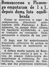 Placar Histórico: 10/07/1932.