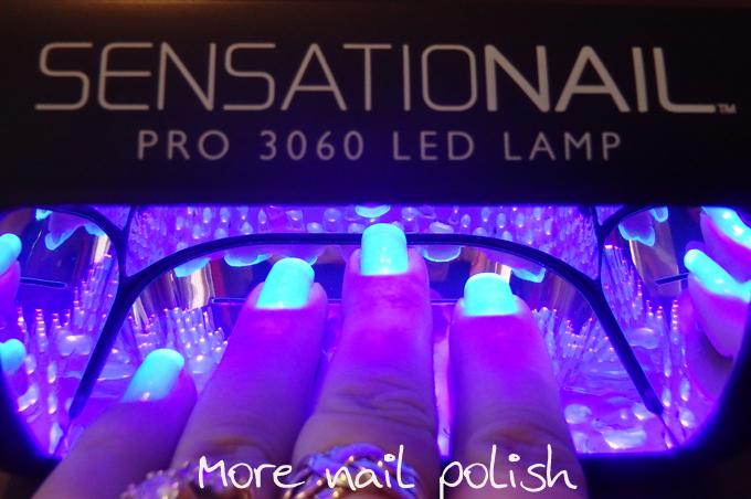 Sensationail by Nailene - starter kit review ~ More Nail Polish