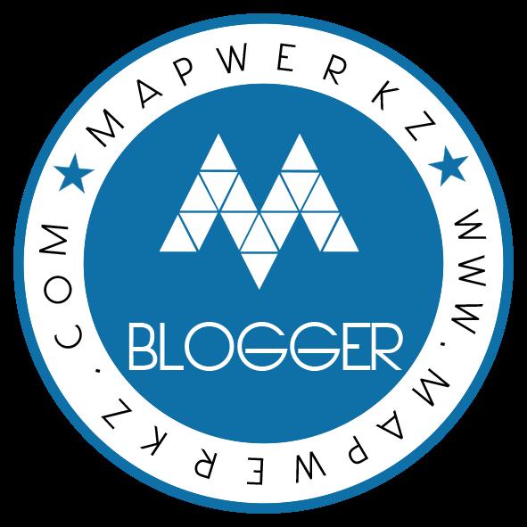 I'm a Mapwerkz blogger