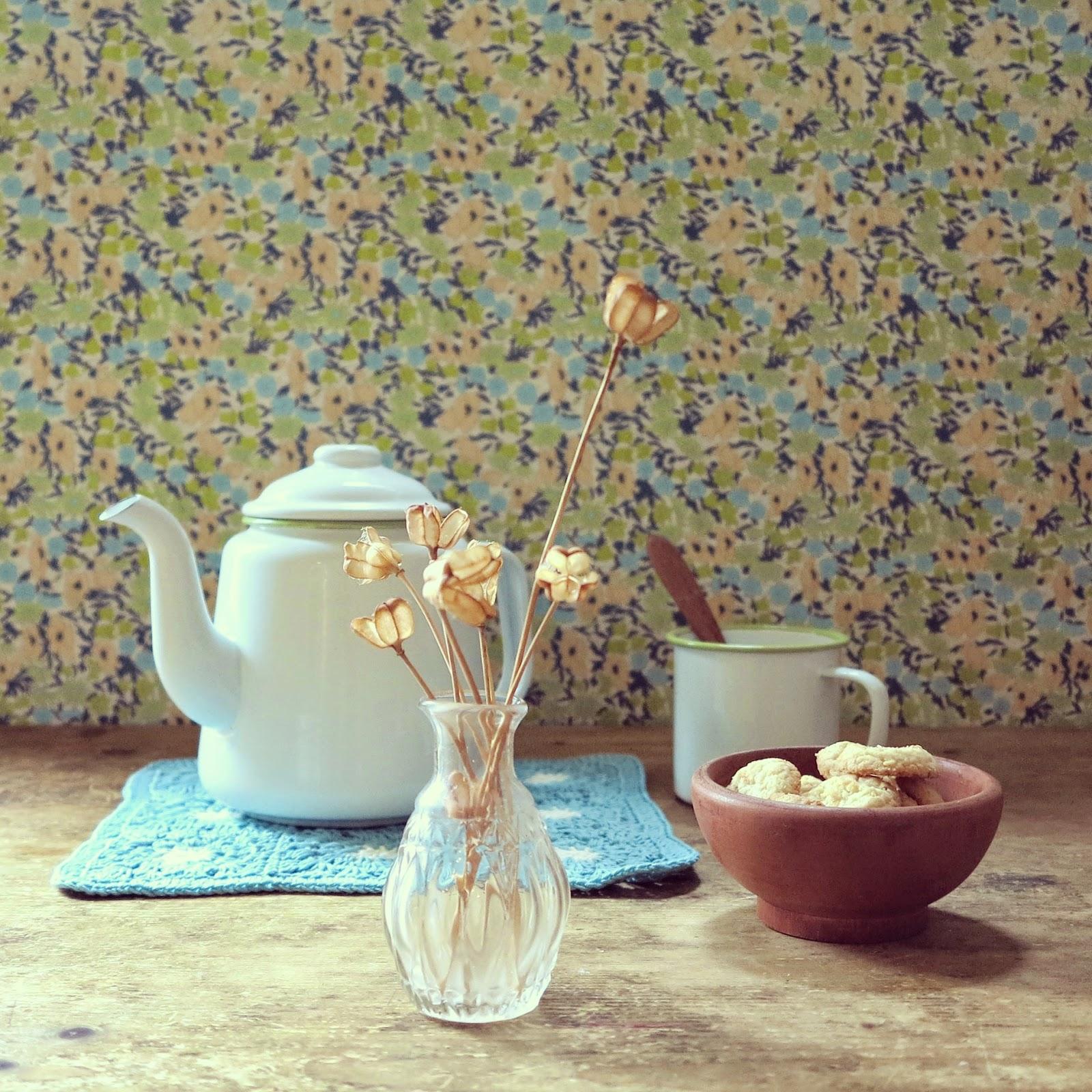 ByHaafner, crochet, teatime, granny squares